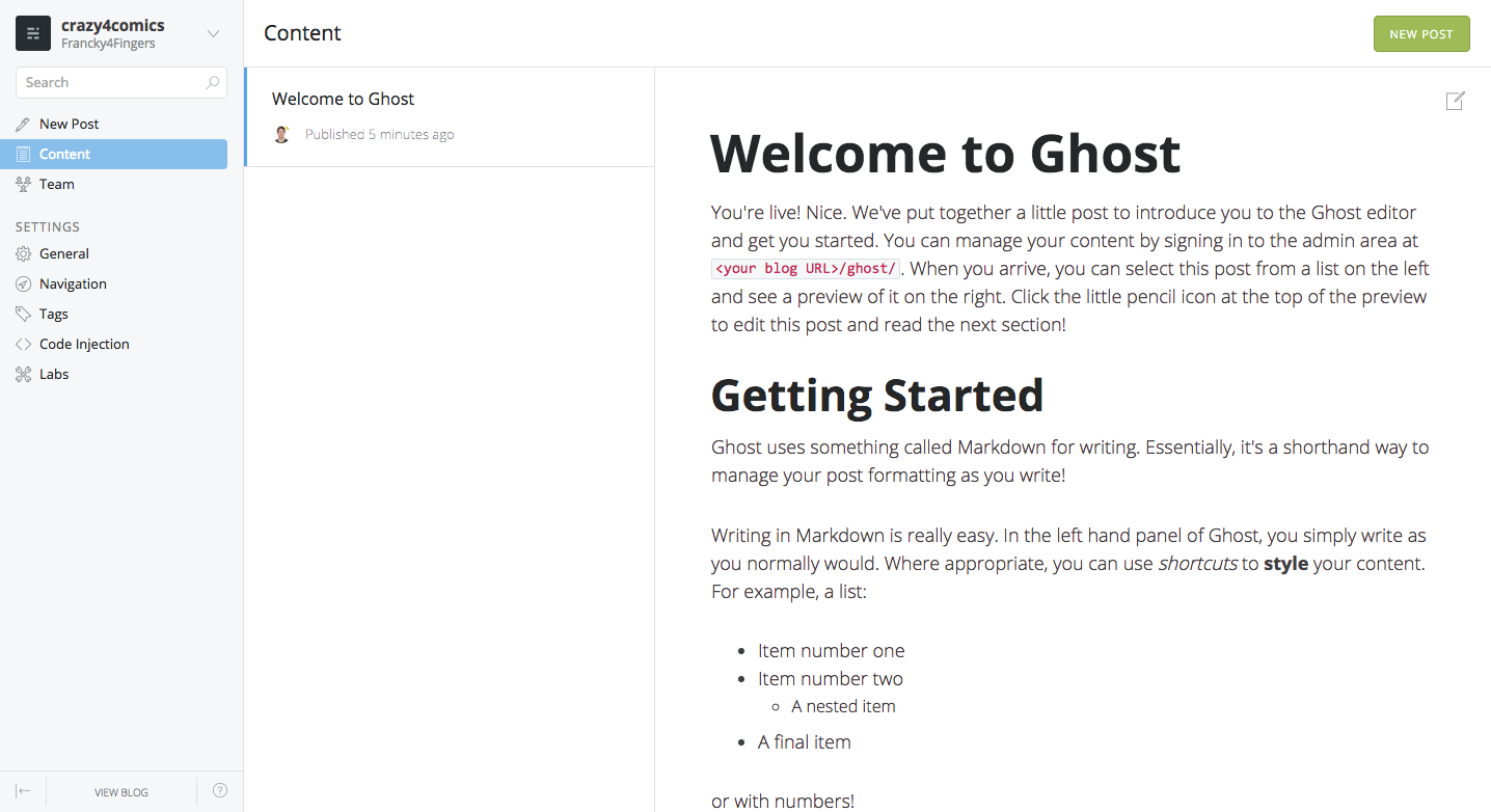 snipcart-sell-blog-ghost-editor