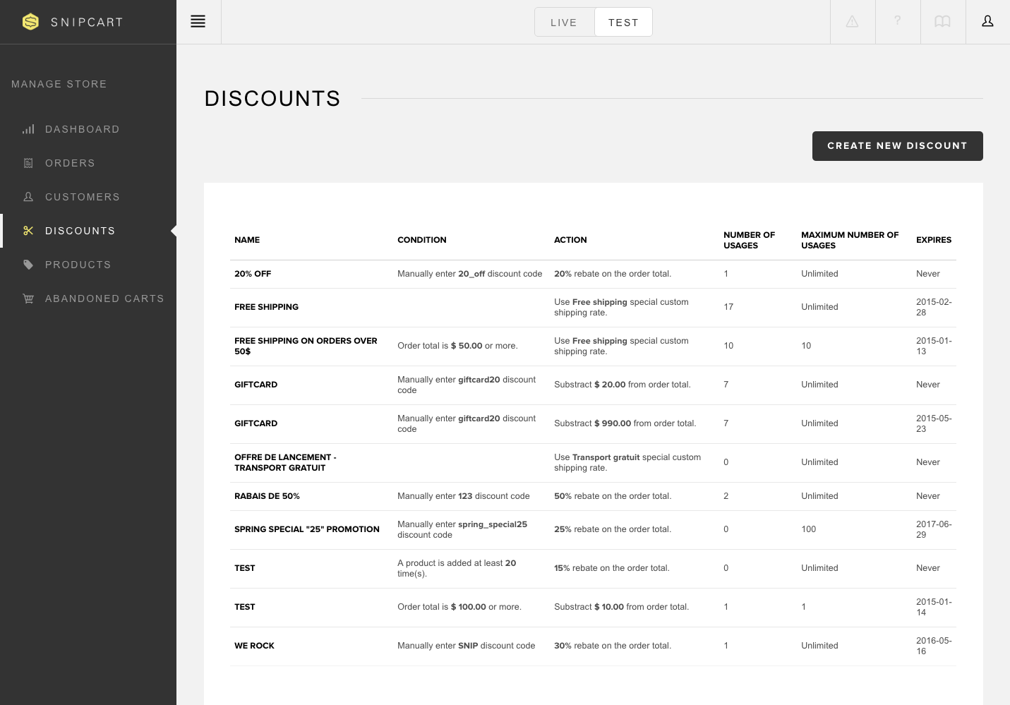 snipcart-docs-dashboard-discounts