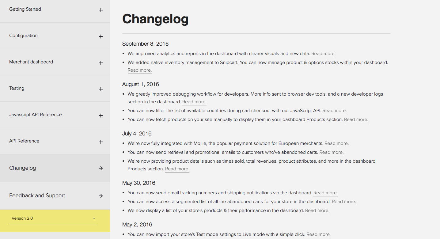 product-update-october-changelog
