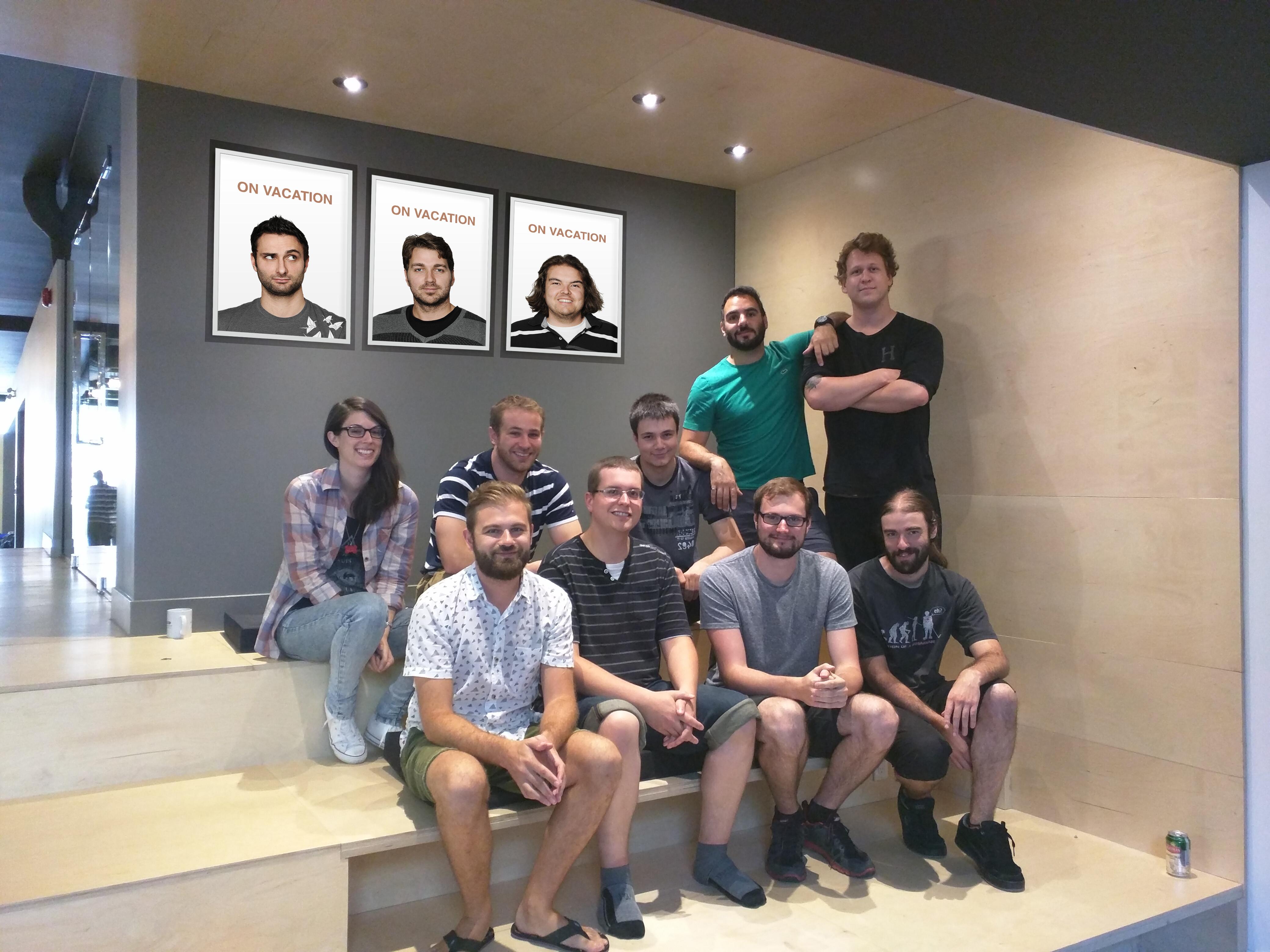 snipcart-2-years-team