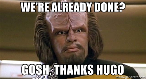 snipcart-static-ecommerce-hugo-klingon
